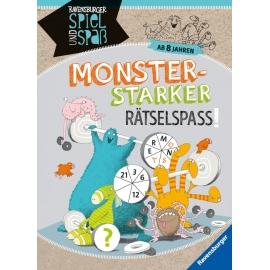 Ravensburger 41625 Monsterstarker Rätsel-Spaß