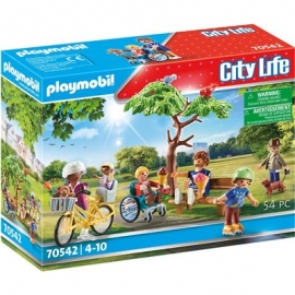 Playmobil® 70542 - City Life - Im Stadtpark