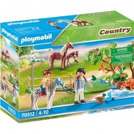Playmobil® 70512 - Country - Fröhlicher Ponyausflug