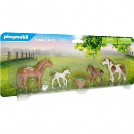 Playmobil® 70682 - Country - Ponys mit Fohlen