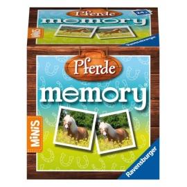 Ravensburger 24556 Minis: Pferde memory®