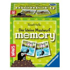 Ravensburger 24557 Minis: Der Maulwurf memory®