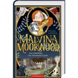 Coppenrath Verlag - Malvina Moorwood - Das Geheimnis von Moorwood Castle, Band 2