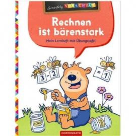 Coppenrath Verlag - Lernerfolg Vorschule - Rechnen ist bärenstark