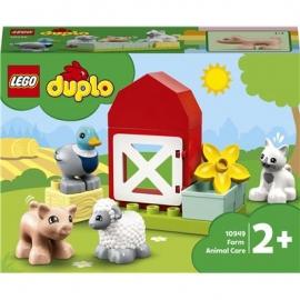 LEGO® DUPLO® 10949 - Tierpflege auf dem Bauernhof