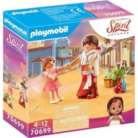 Playmobil® 70699 - Spirit Riding Free - Klein Lucky Mama Milagro