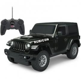 Jamara - Jeep Wrangler JL 1:24 schwarz 27MHz