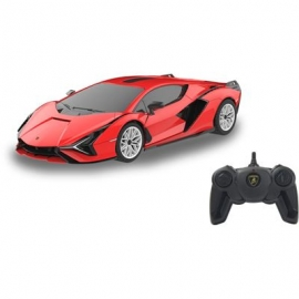 Jamara - Lamborghini Sián 1:24 rot 2,4GHz