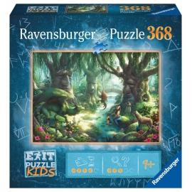 Ravensburger 12955 Puzzle Magischer Wald 368 Teile