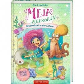 Coppenrath Verlag - Meja Meergrün - Nixenwirbel in der Schule, Band 1