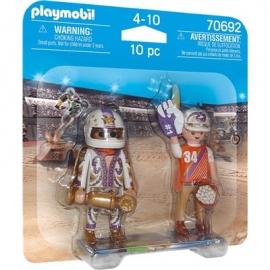 Playmobil® 70692 - DuoPack Stuntshow-Team