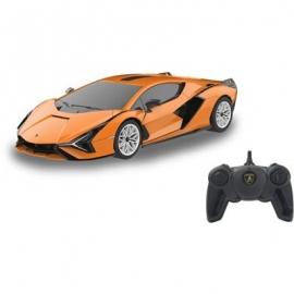 Jamara - Lamborghini Sián 1:24 orange 2,4GHz