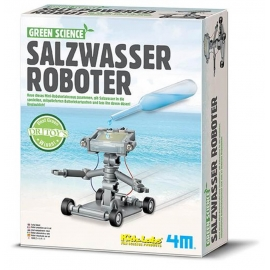 Green Science - Salzwasser Roboter