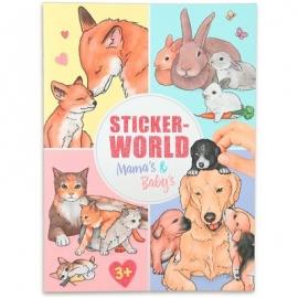 Depesche - Mamas & Babys Stickerworld
