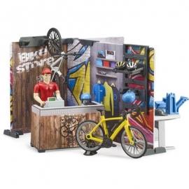 Bruder - bworld Fahrradshop