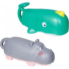 Die Spiegelburg - Wassershooter Wal oder Nilpferd