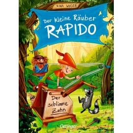 Der kleine Räuber Rapido 3. Der schlimme Zahn