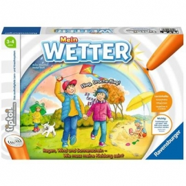 Ravensburger - tiptoi - Mein Wetter