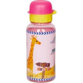 Trinkflasche Giraffe (ca. 0,4l) Kleine Freunde