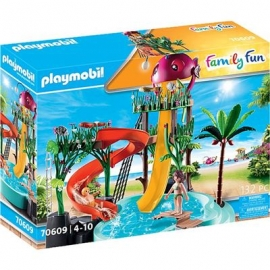 Playmobil® 70609 - Family Fun - Aqua Park mit Rutschen