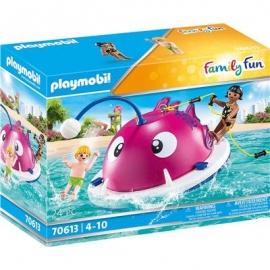 Playmobil® 70613 - Family Fun - Kletter-Schwimminsel