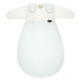 ALVI Baby-Mäxchen - Super Soft - 3teilig bleu Stripes Größe 50/56 bleu Stripes ohne Sticker