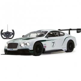 Jamara - Fahrzeug, BentleyContinentalGT31:14, weiß, 27 MHz