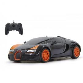 Bugatti Grand Sport Vitesse 1:24 schwarz 40MHz