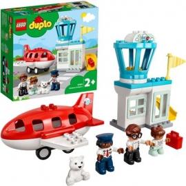 LEGO® DUPLO® 10961 - Flugzeug und Flughafen