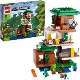 LEGO® Minecraft 21174 - Das moderne Baumhaus