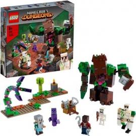 LEGO® Minecraft 21176 - Die Dschungel Ungeheuer