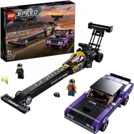 LEGO® Speed Champions 76904 - Mopar Dodge//SRT Dragster & 1970 Dodge Challenger