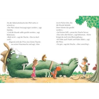 Der kleine Drache Kokosnuss und die Drachenprüfung