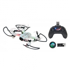 Jamara - Angle 120 VR Drone WideAngle Altitude HD FPV Wifi