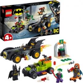 LEGO® DC Super Heroes 76180 - Batman vs. Joker Verfolgungsjagd im Batmobil