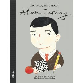 Little People, Big Dreams - Alan Turing