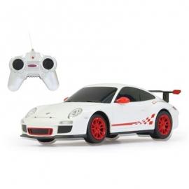 Jamara - Porsche GT3 RS 1:24 weiß 27MHz