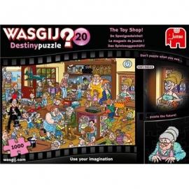 Jumbo Spiele - Wasgij Destiny 20, 1000 Teile