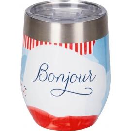 Isolierbecher (ca. 250 ml) Bonjour Paris