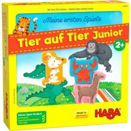 HABA® - Meine ersten Spiele - Tier auf Tier Junior