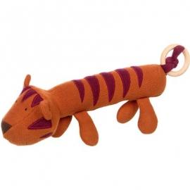 sigikid - Babytoys - Strick-Greifling Tiger