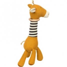 sigikid - Babytoys - Strick-Greifling Giraffe