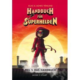 """Vahlund, Handbuch für Superhelden (1) """"Handbuch"""""""