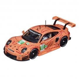 CARRERA DIGITAL 132 - Porsche 911 RSR Pink Pig Design, No.92