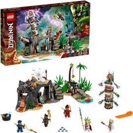 LEGO® Ninjago 71747 - Das Dorf der Wächter