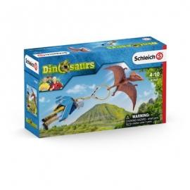 Schleich - Dinosaurs - Jetpack Verfolgung