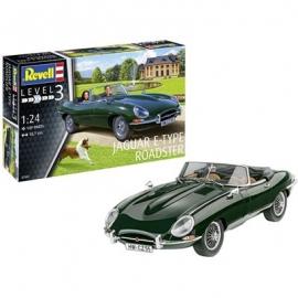 Revell - Jaguar E-Type Roadster
