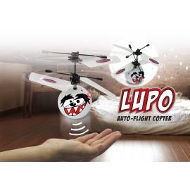 Jamara - Helikopter, Lupo Auto-Flight Copter mit Sensor