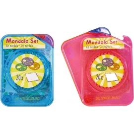 Mandala Set Bunte Geschenke, sortiert