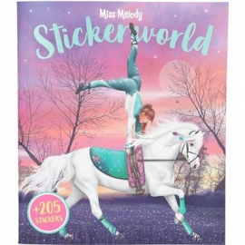 Depesche - Miss Melody - Stickerworld